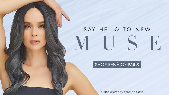 Rene of Paris wig collection banner