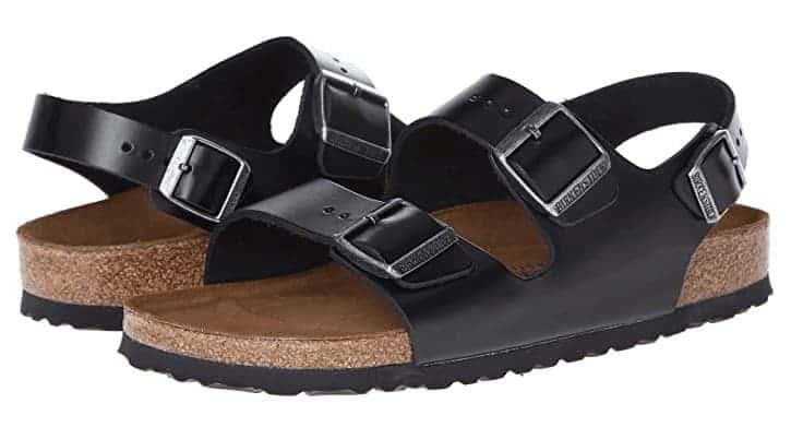 Birkenstock Milano - Leather Sandals