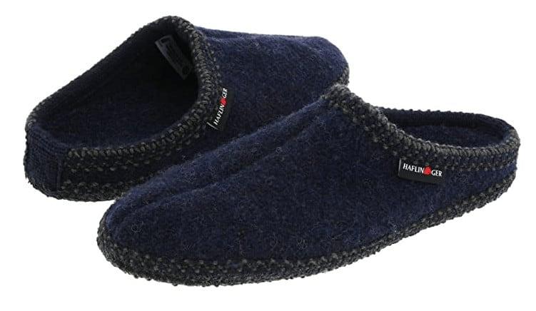 Haflinger classic slippers