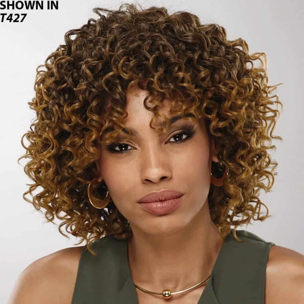 Makena Human Hair Blend Wig by Especially Yours® from Wig.com.