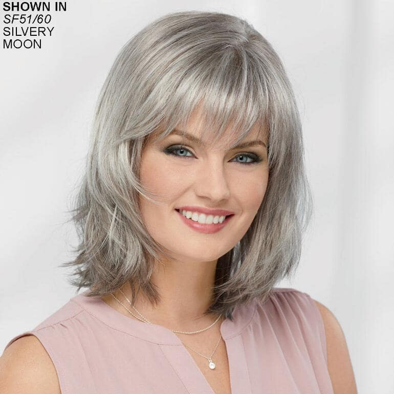Alluring WhisperLite® Monofilament Wig by Heart of Gold from Wig.com.