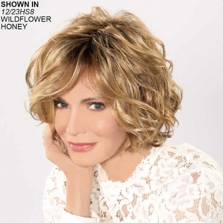 Malibu Waves Lace Front Wig by Jaclyn Smith from Wig.com.