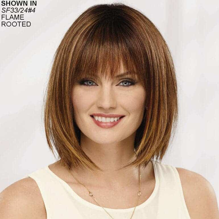 Dahlia VersaFiber® Wig by Paula Young® from Wig.com.