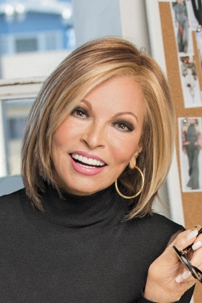 Play It Straight by Raquel Welch from LA Wig Company.