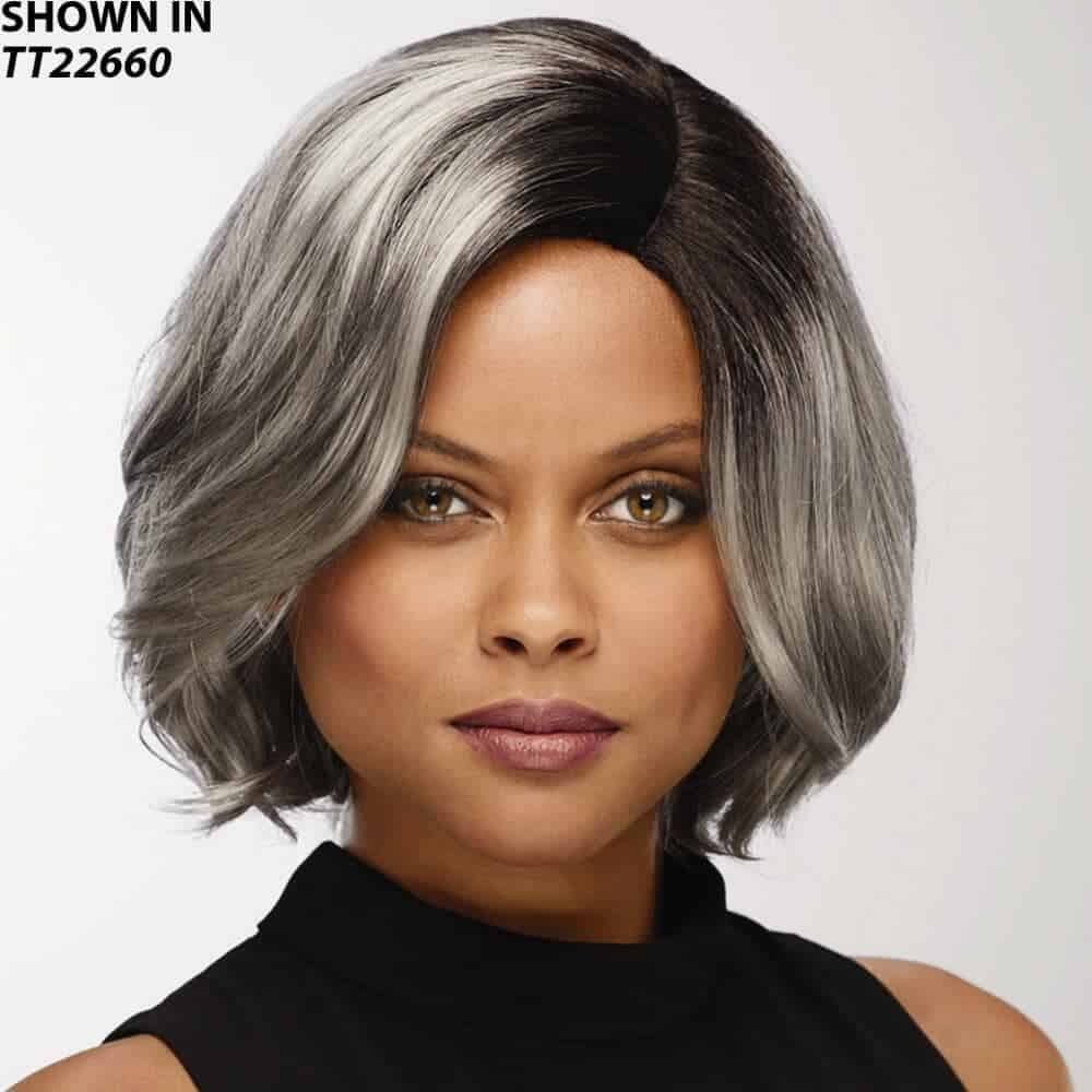 Sadie Wig by Diahann Carroll™ from Wig.com.