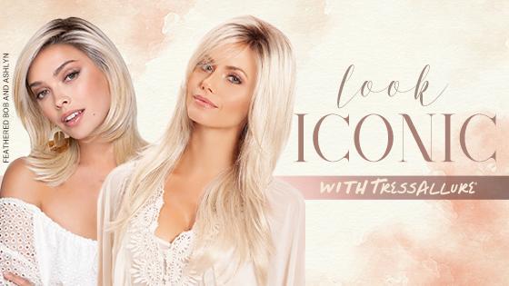 TressAllure wig collection banner