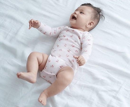 Uniqlo baby clothing