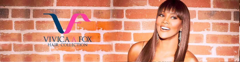 Vivica Fox Wigs wig collection banner