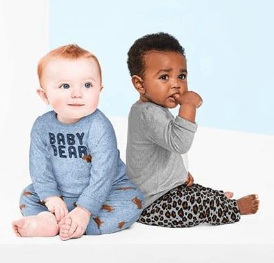 Walmart baby clothing