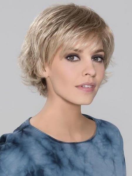 Date Synthetic Wig by Ellen Wille