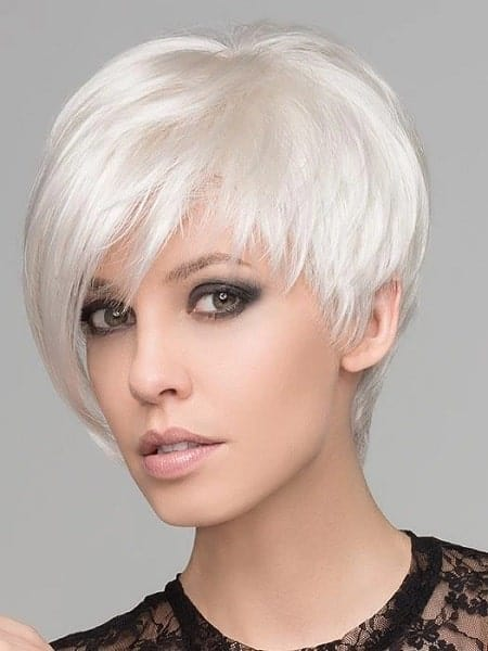 Disc Synthetic Wig by Ellen Wille