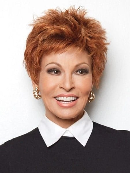 Power Short Synthetic Wig by Raquel Welch