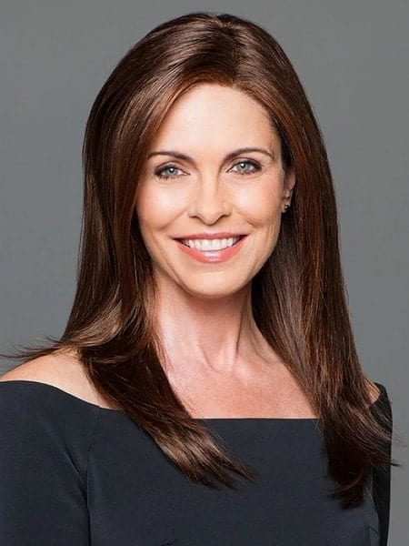 Simply Flawless Synthetic Lace Front Wig by Gabor
