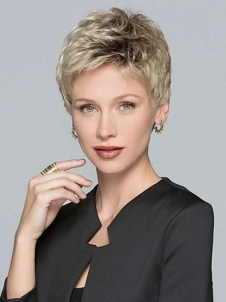 Tab Synthetic Lace Front Wig by Ellen Wille