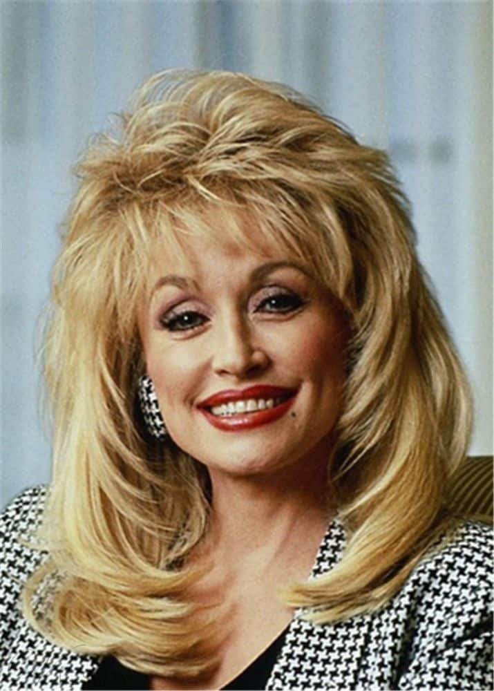 Dolly Parton Hairstyle from Wigsbuy.