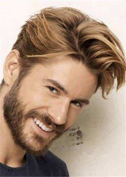 Swagger Hairstyle toupee from Wigsbuy.