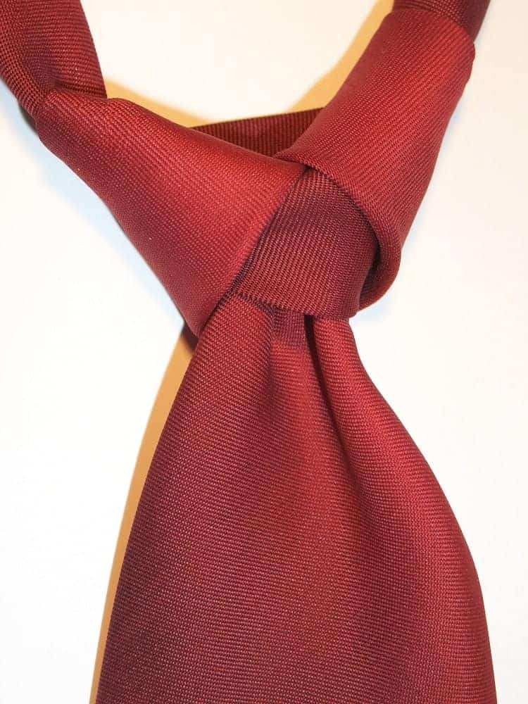 Necktie Atlantic knot