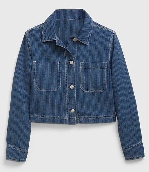 Cropped Jacket for Women