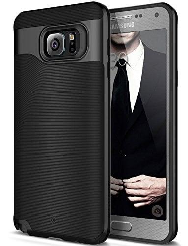 Galaxy Note 5 Case, Caseology [Wavelength Series] - Black