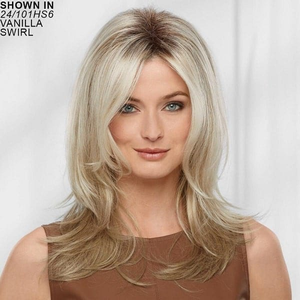 Heidi Lace Front Wig by Paula Young® from Wigs.com.