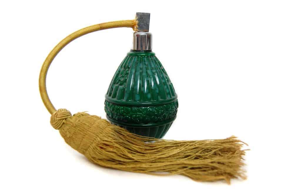 Jade Bottle with tassel