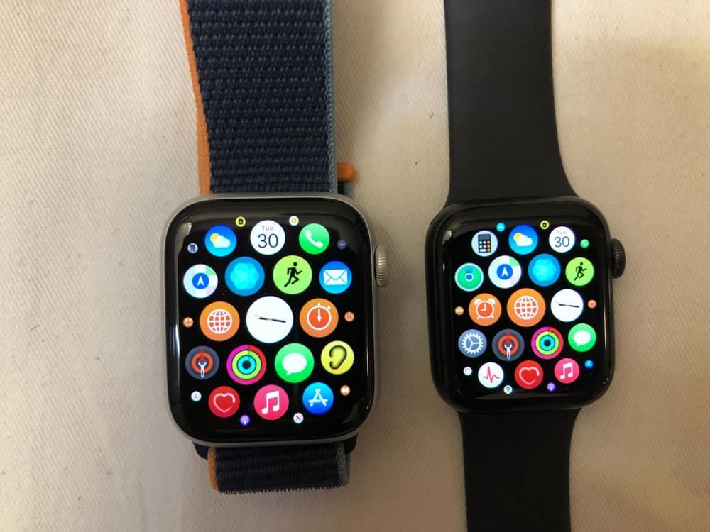 apple watch series 6 vs 5