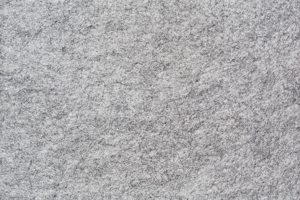 Soft grey felt texture