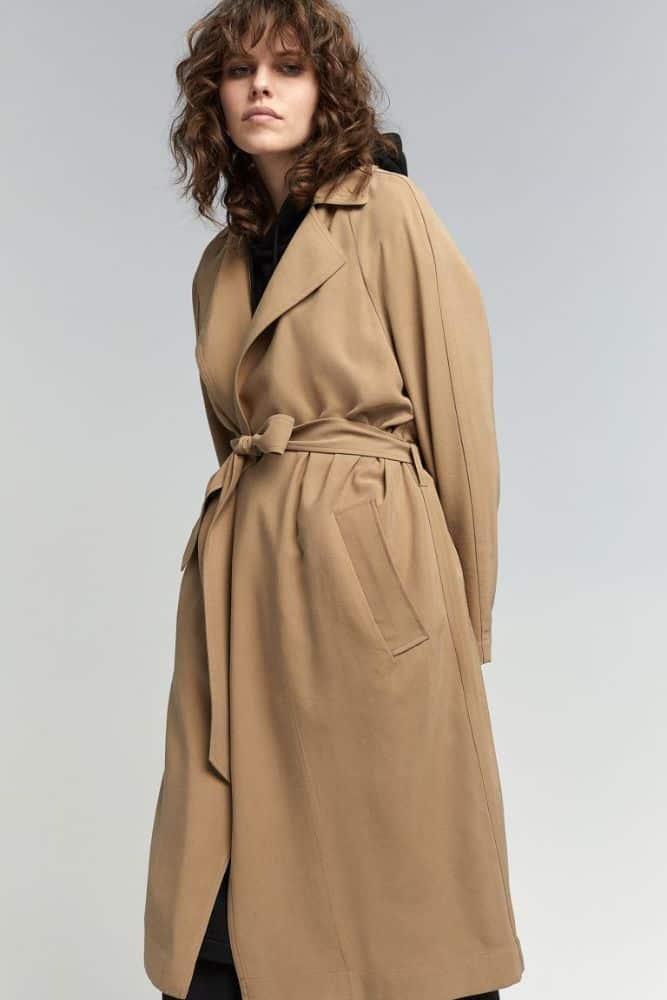 H&M Lightweight Trenchcoat
