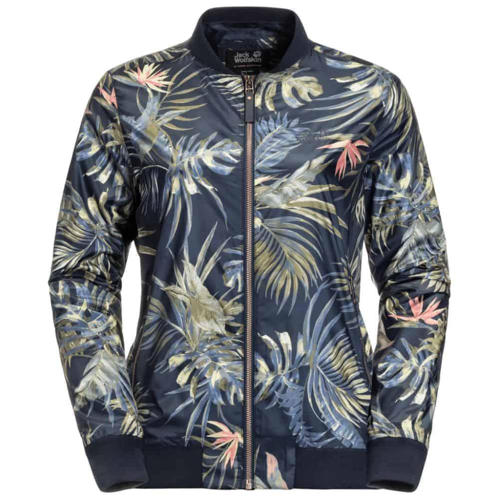 Jack Wolfskin Tropical Blouson W Windproof Blouse Jacket Women