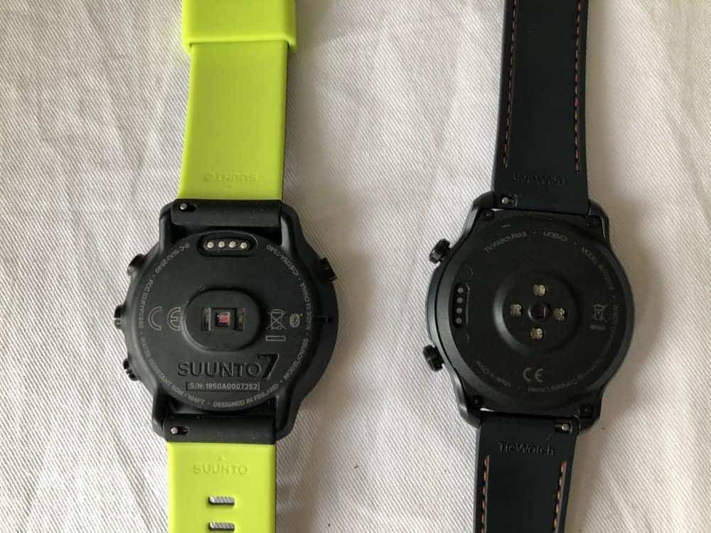 ticwatch pro 3 vs suunto 7