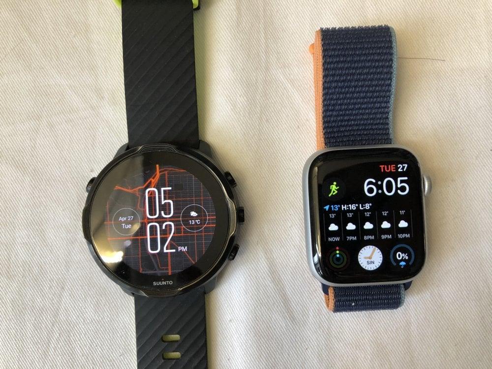 suunto 7 vs apple watch series 6