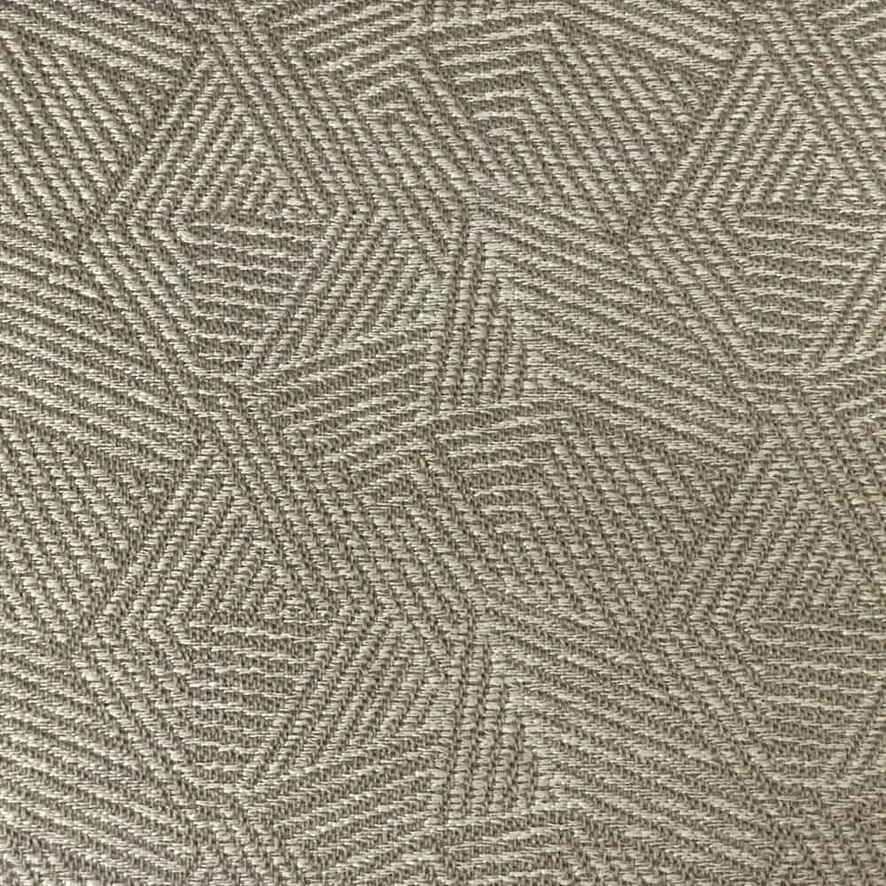 This is a close look at a patterned Jacquard fabric.