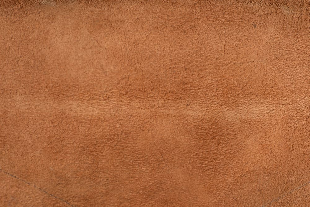 This is a close look at a genuine piece of Camel Leather.