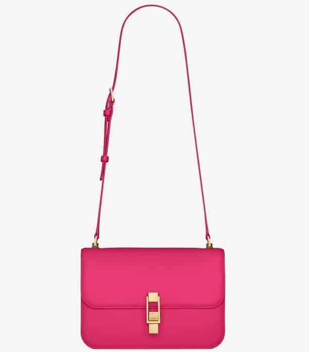 The Le Carre Satchel In Box Handbag from Yves Saint Laurent.