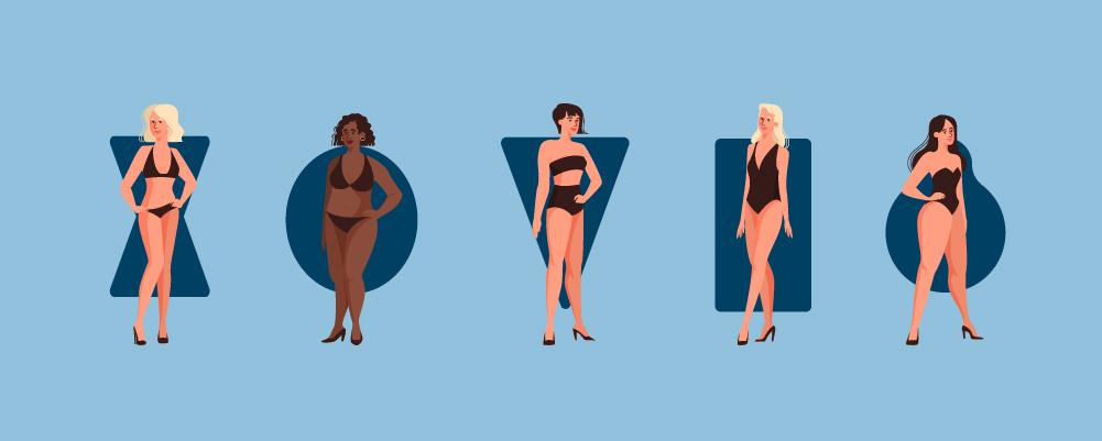How to Determine Body Shape
