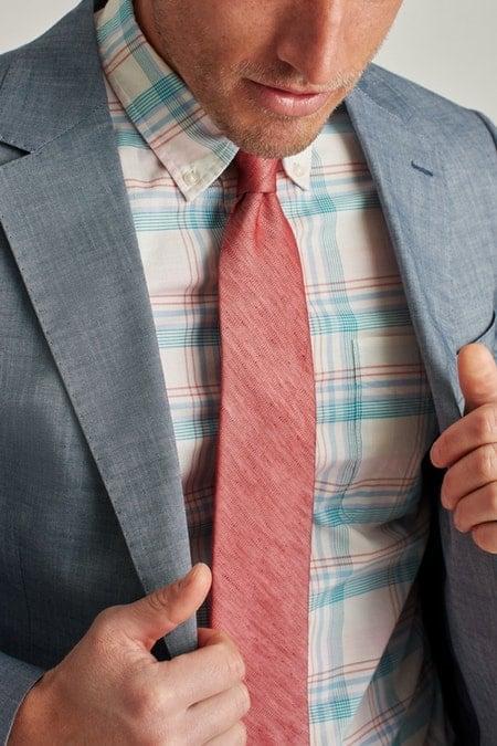 This is the premium necktie from Bonobos.
