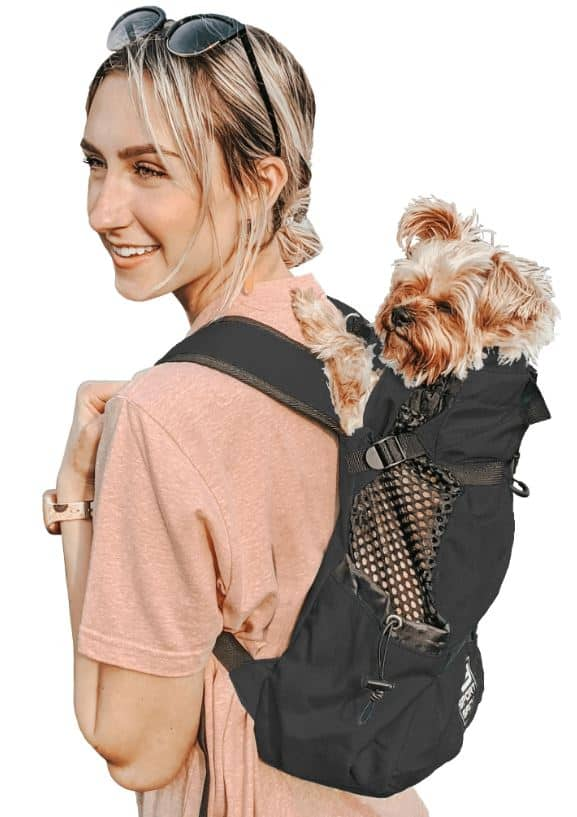 The K9 Sport Sack® Air 2 for Dog Owners.