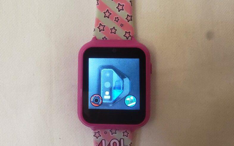 lol surprise smartwatch