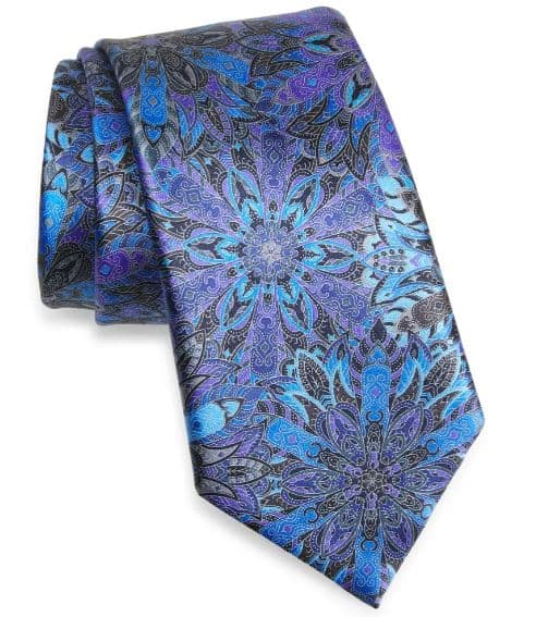 The Quindici Floral Paisley Silk Tie from Nordstrom.
