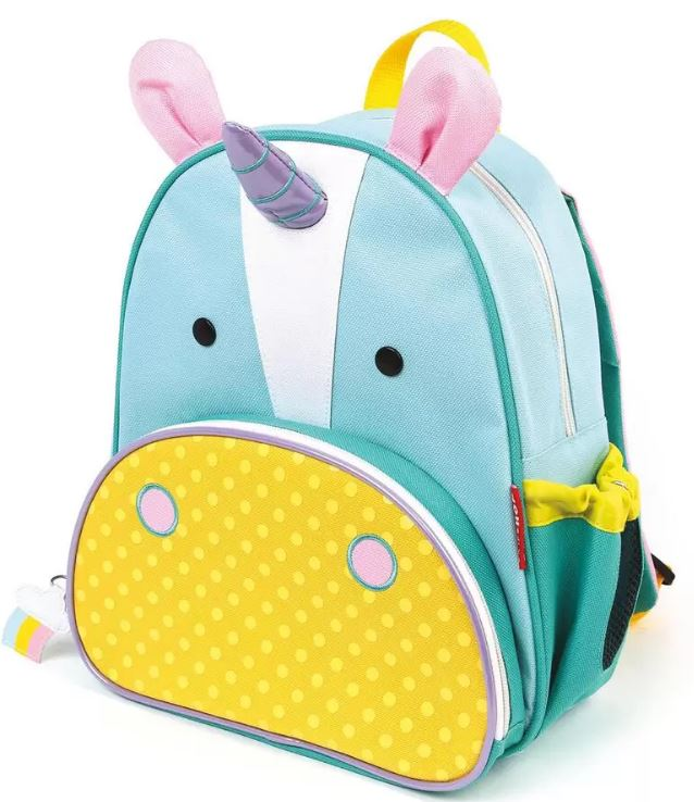 The Zoo Little Kid Backpack from Skiphop.