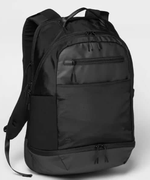 The Backpack Black - All in Motion from Target.