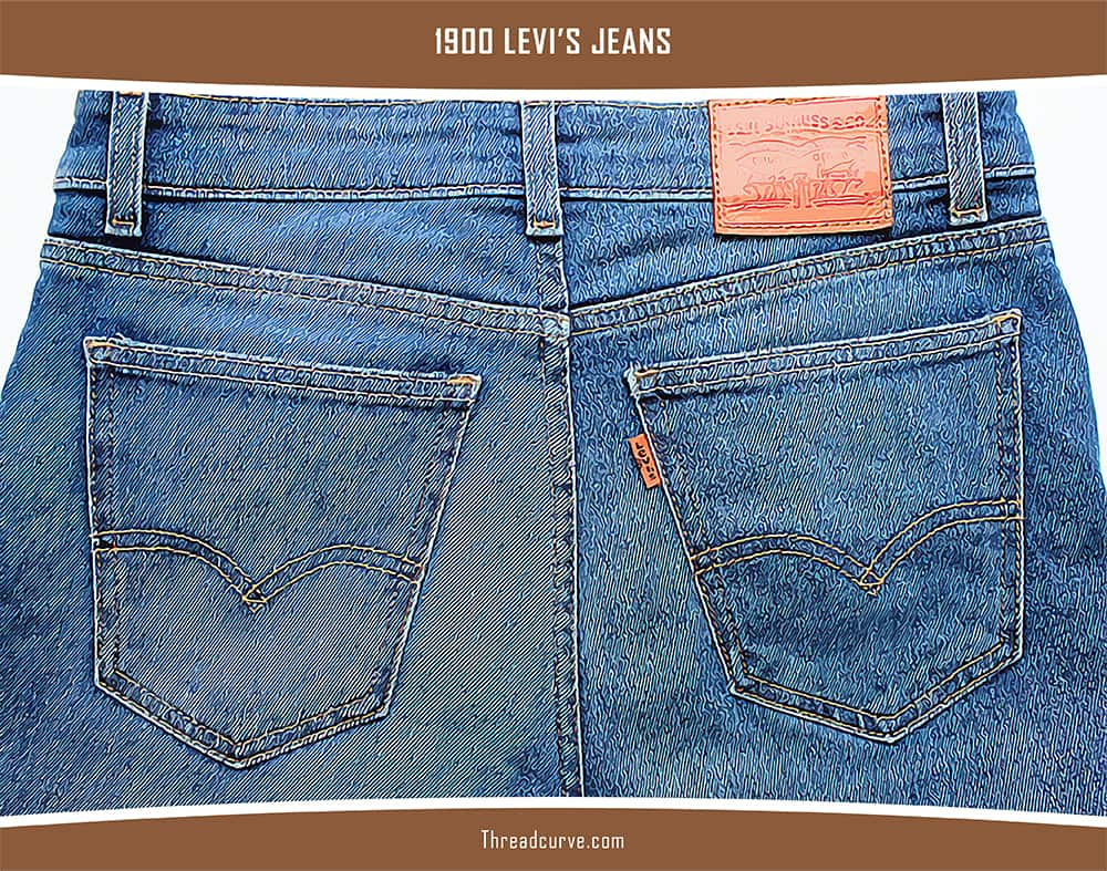 1900 Levi's Jeans