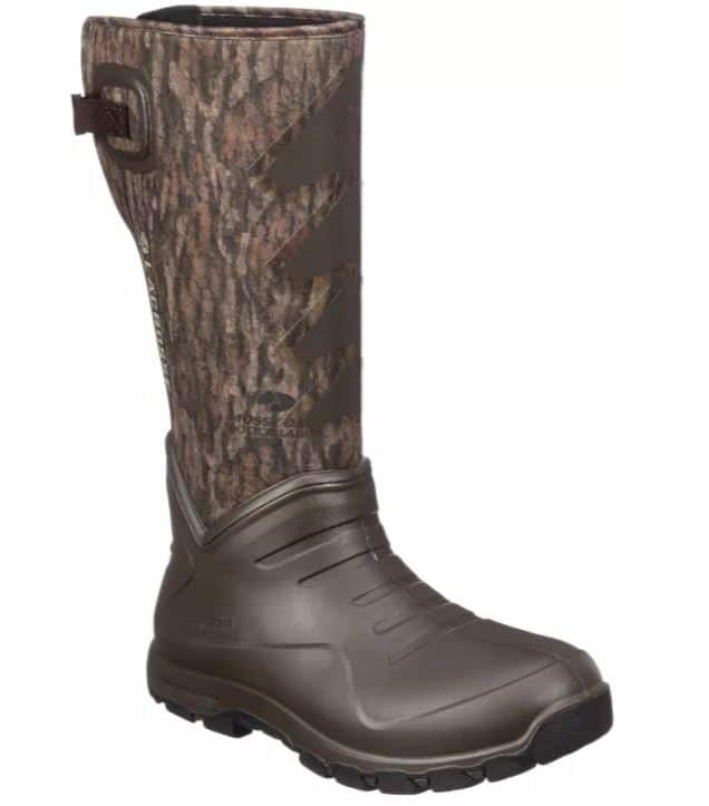 The rubber boots from Cabelas.