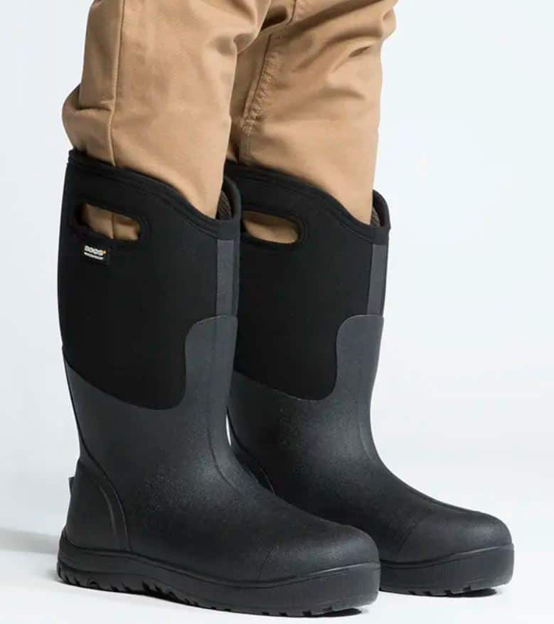 The Ultra high insulated waterproof boots from Bogs.