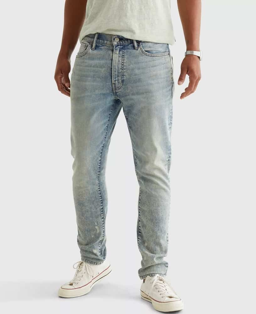 The 411 Athletic Taper Tencel Stretch Jean from Lucky Brand.