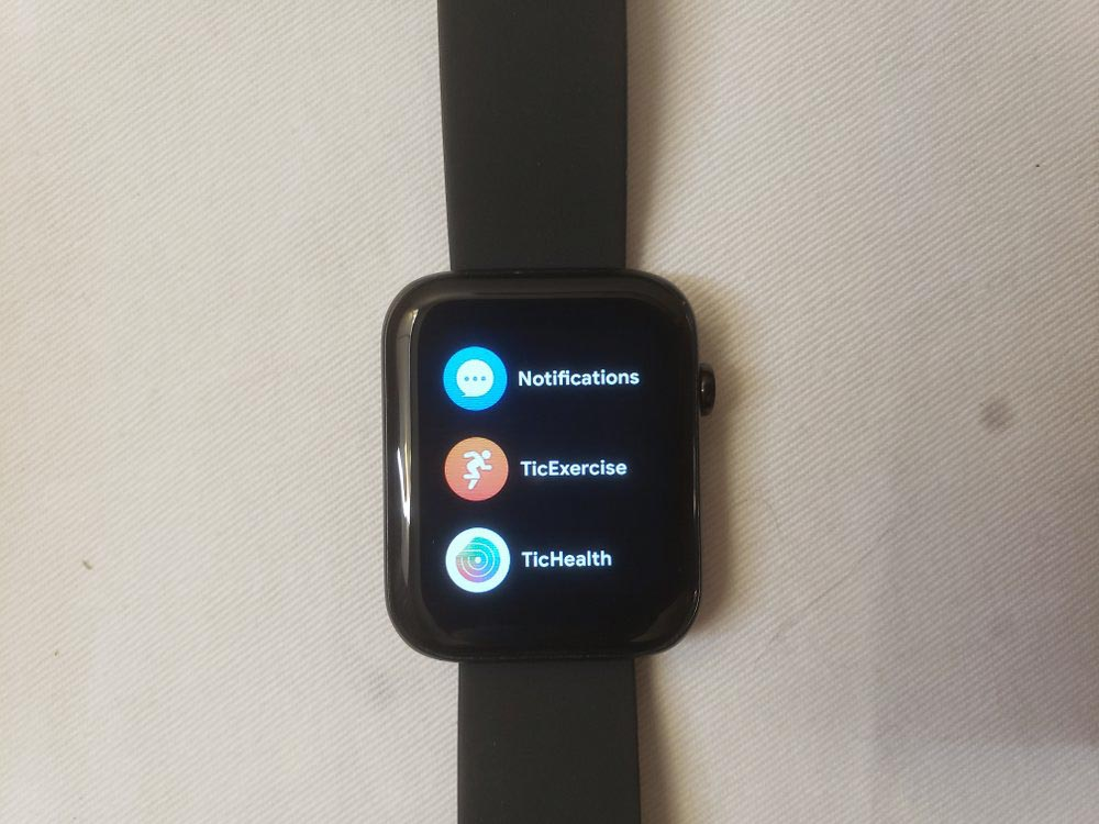 Ticwatch GTH review