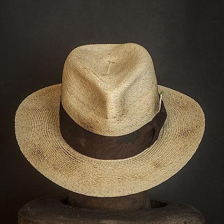 This is the Straw Hat Fedora 230 from Nick Fouquet.