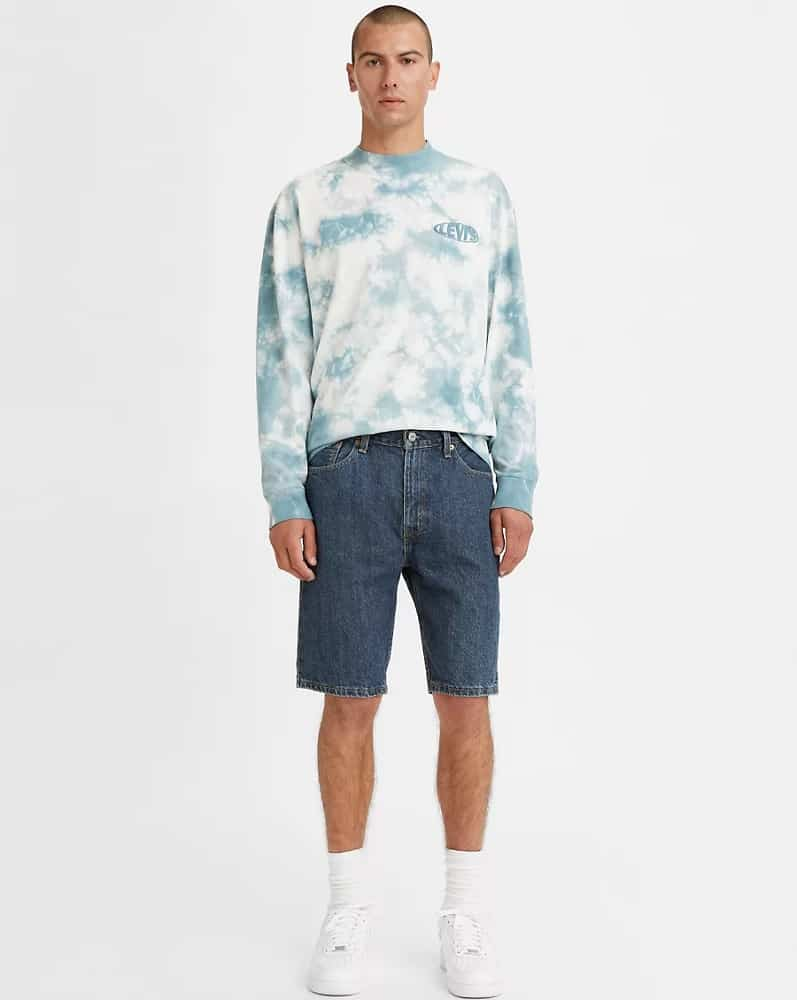 This is the 505 Regular Fit Jeans Shorts from Levi's.