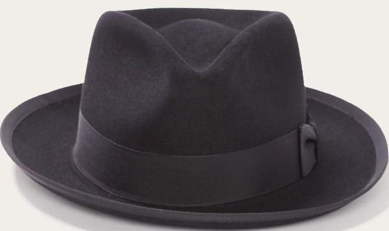 This is the Brixton Reno Fedora Hat.