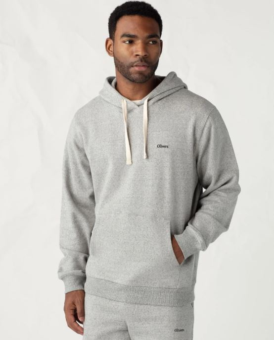 The Classic Hoodie Pullover from Olivers Apparel.